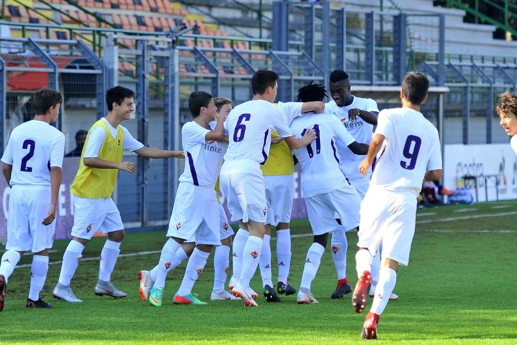 """CALCIO- Campionato Nazionale  Under 15 Girone A, Firenze  Stadio """"Gino Bozzi""""  Fiorentina- Livorno, le foto di Firenze Viola Supetsport"""