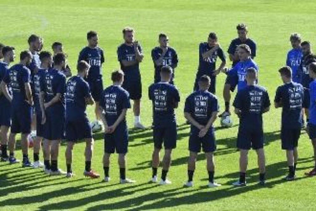 Calcio: amichevole di 45′ tra l'Italia e la Primavera viola 3-0