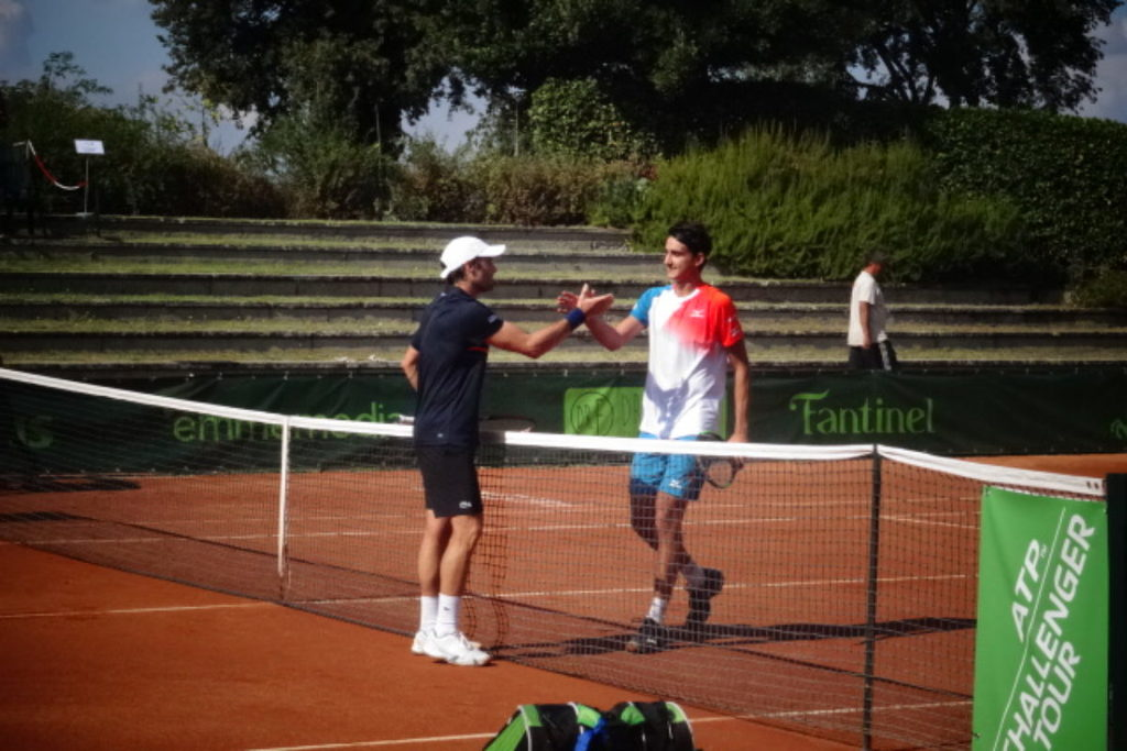 TENNIS – ATP Challenger Firenze Tennis Cup Trofeo Toscana Aeroporti. Le semifinali portano Pablo Andujar e Marco Trungellitti in finale.