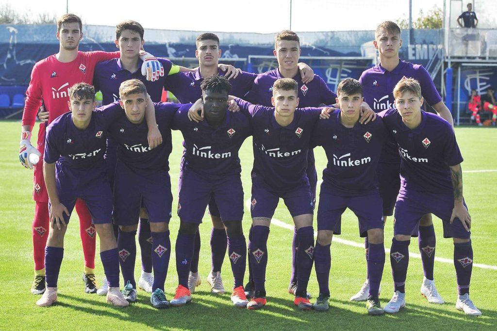 CALCIO – Campionato Nazionale Under 17  – Empoli-Fiorentina 4-2. Le foto della partita