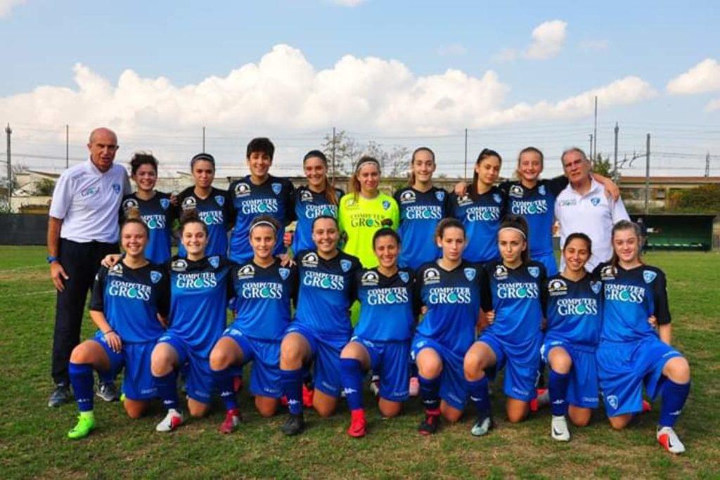 Calcio donne, Primavera: tolta a tavolino la vittoria all'Empoli per errata interpretazione regolamentare