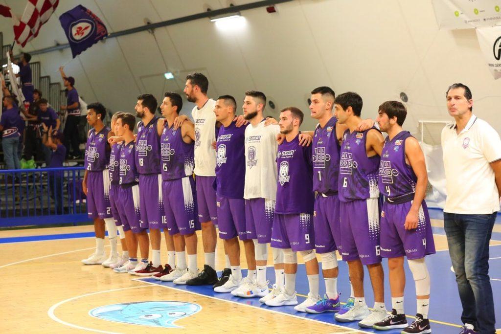 """Basket: Serie B: a San Marcellino esordio vittorioso casalingo della Fiorentina Basket : che  """"incolla"""" la Vinavil Domodossola finale 63-46"""