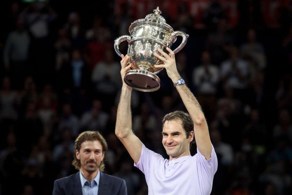 TENNIS- ATP Basilea: giornata di gloria per Federer in patria. Anderson brilla e trionfa a Vienna