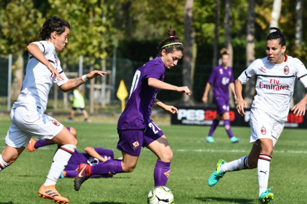 Fiorentina Women's, definite le date e gli orari del secondo turno di Champion's League