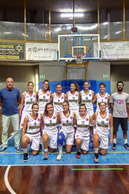 Basket /Serie B/F : L'Acly Jolly Livorno beffa la Florence 40-42