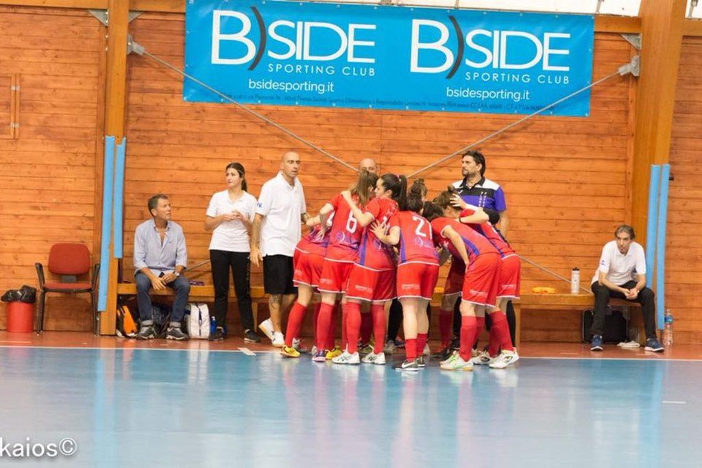 Serie A donne, pronto riscatto del Futsal Florentia. Domenica prossima match verità