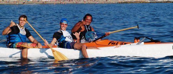 """Canoa: """"Ocean Race"""" Barbieri-Ciani 2° assoluti"""