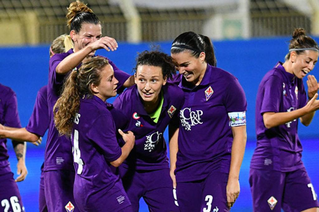 Supercoppa italiana femminile: Fiorentina e Juventus se la contenderanno il 27 ottobre a Cesena