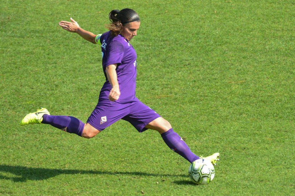 """Alia Guagni rifiuta 250mila euro dal Real Madrid e rimane a Firenze. Ufficiale il rinnovo: """"Firenze è casa mia"""""""