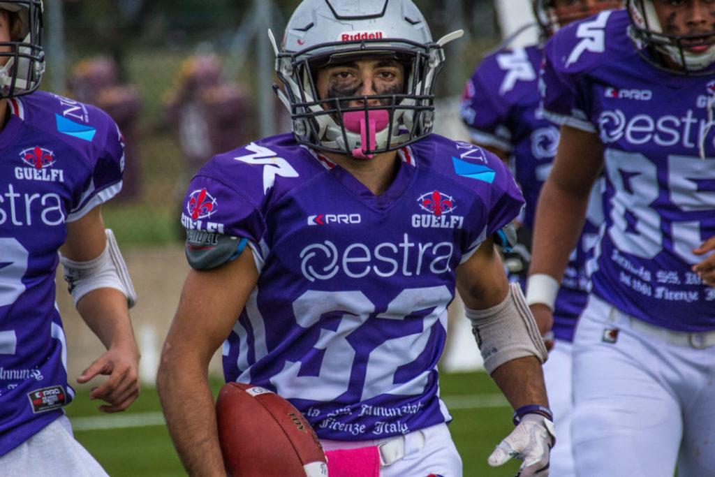 Football Americano: Vola l'Under 16 dei Guelfi !!! Dura sconfitta per l'Under 19