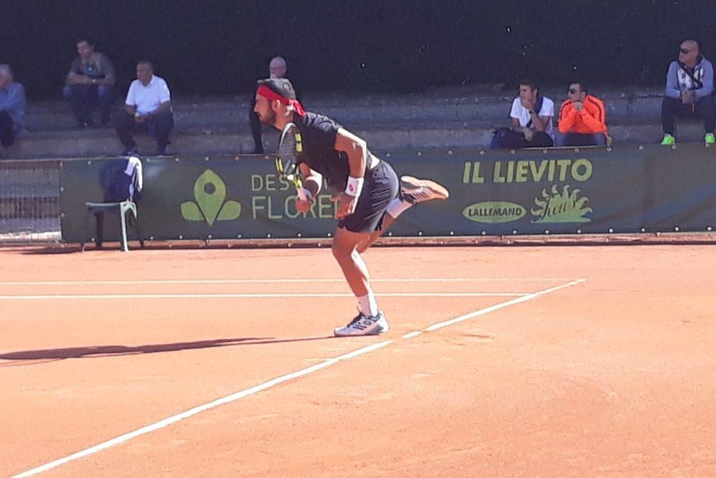 Tennis: Florence Changeller, Giustino ai quarti con merito, avanzano anche Trungelliti e Carballes-Baena