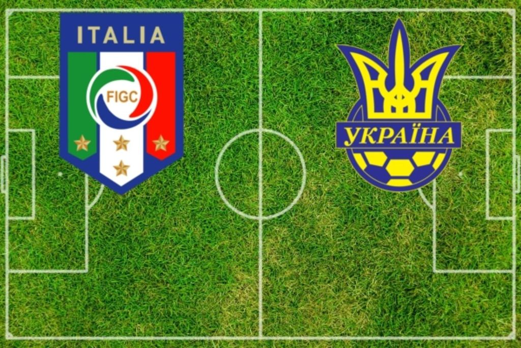 CALCIO-  Genova, Amichevole Italia- Ucraina 1-1 (55′ Bernardeschi, 61′ Malinovski)