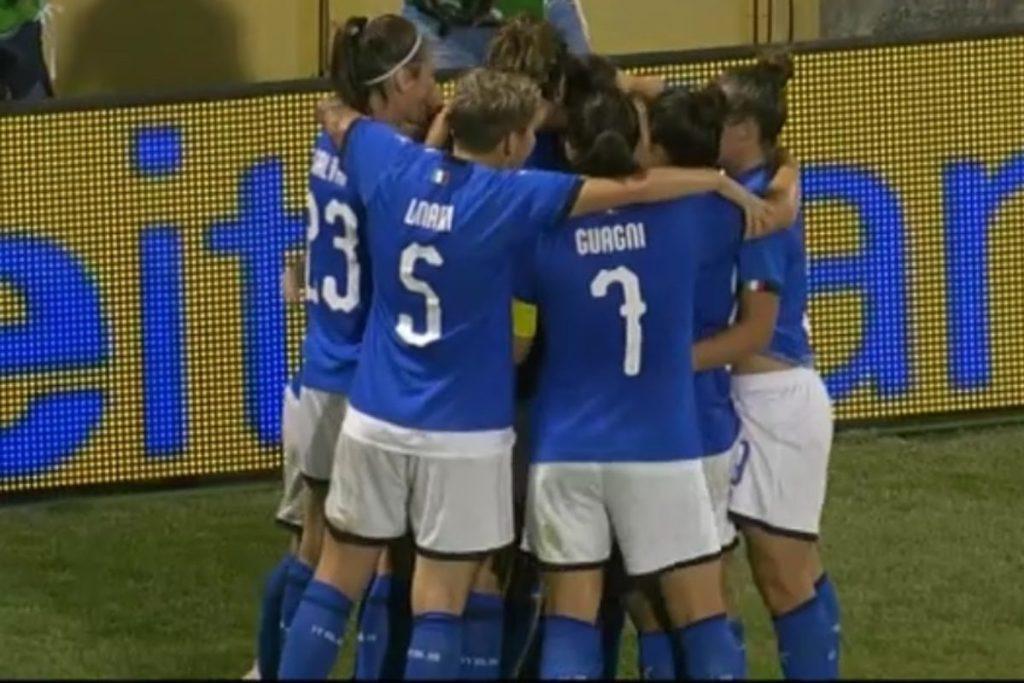"""Italia donne, bellissima vittoria contro la corazzata Svezia. Il Ct Bertolini: """"Lo spirito c'è. Vogliamo crescere ancora"""""""