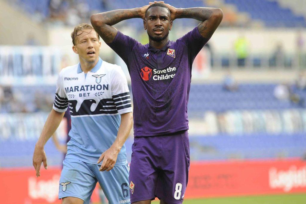 CALCIO – La Fiorentina stecca l'esame Lazio. Salto di qualità rimandato