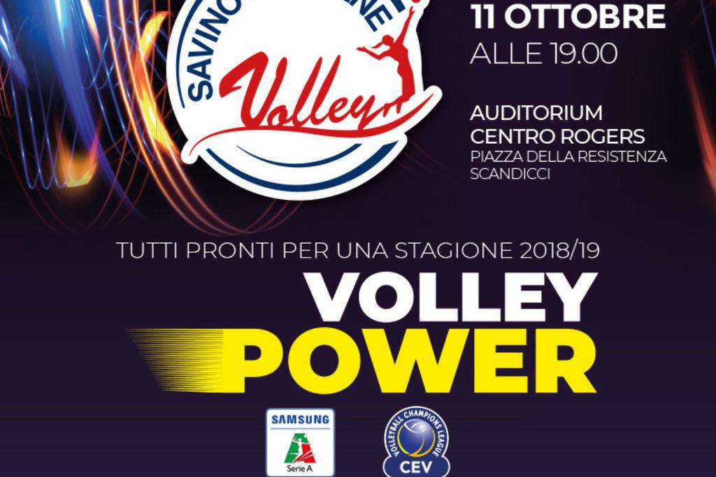 Volley: Sta per partire ufficialmente la stagione del volley in A1/F in casa Savino del Bene