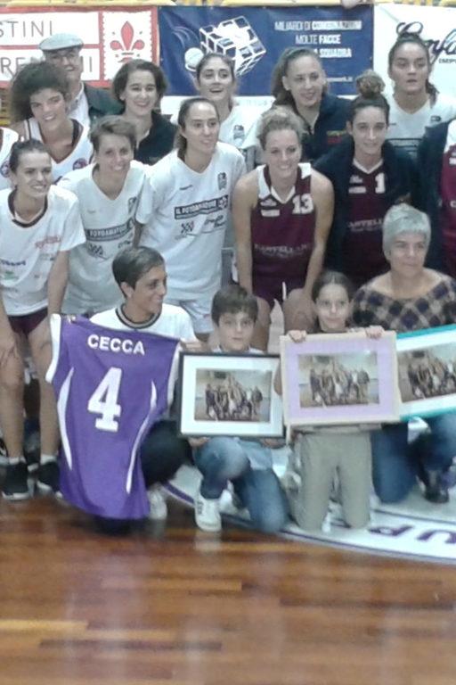 Basket/F: a San Marcellino andato in onda il 4° Memorial P.Mucci 1° Memorial Alberto Ceccarelli