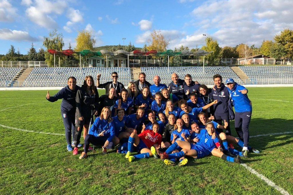 Nazionale Under 19 donne, battuto anche il Portogallo. Italia da prima alla Fase finale dell'Europeo