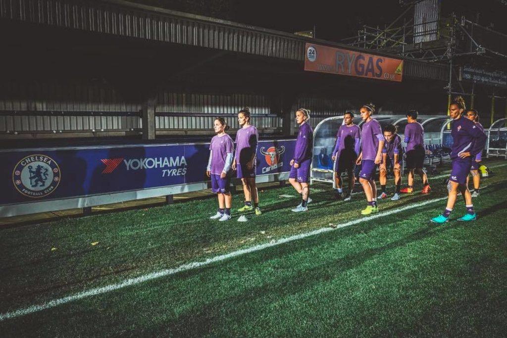 Champion's donne, stasera il Chelsea, ecco come la Fiorentina si è avvicinata alla gara