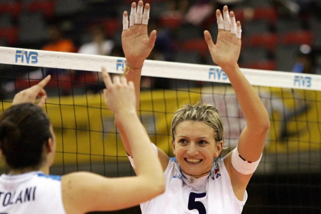 Volley in lutto, scompare Sara Anzanello, una delle iridate 2002