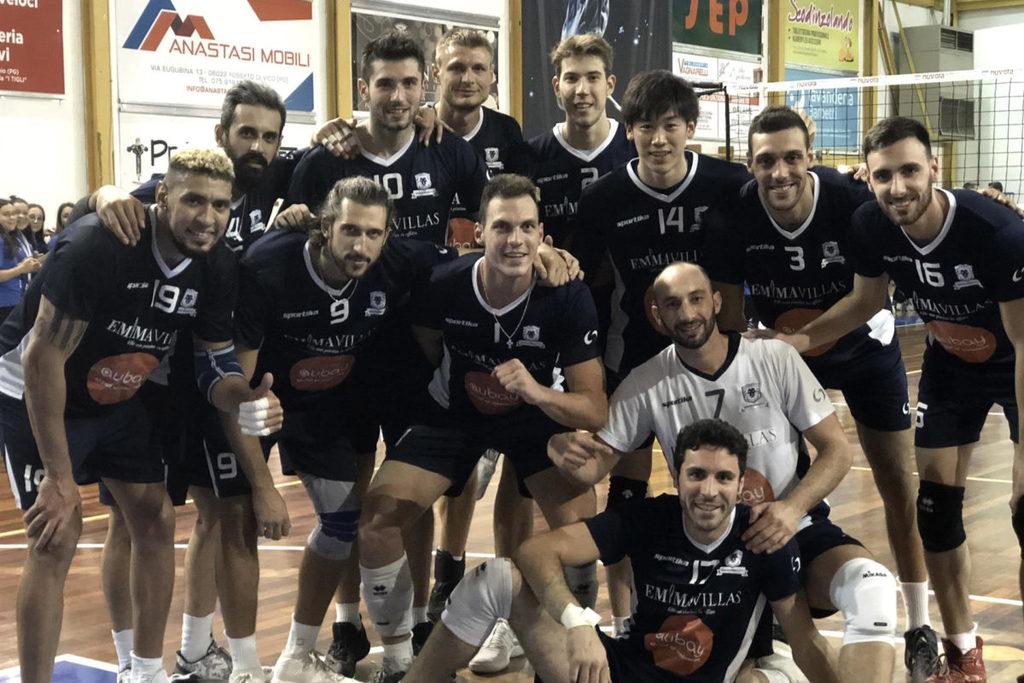 Emma Villas Volley Siena, successo al tie-break nell'amichevole di lusso contro Latina