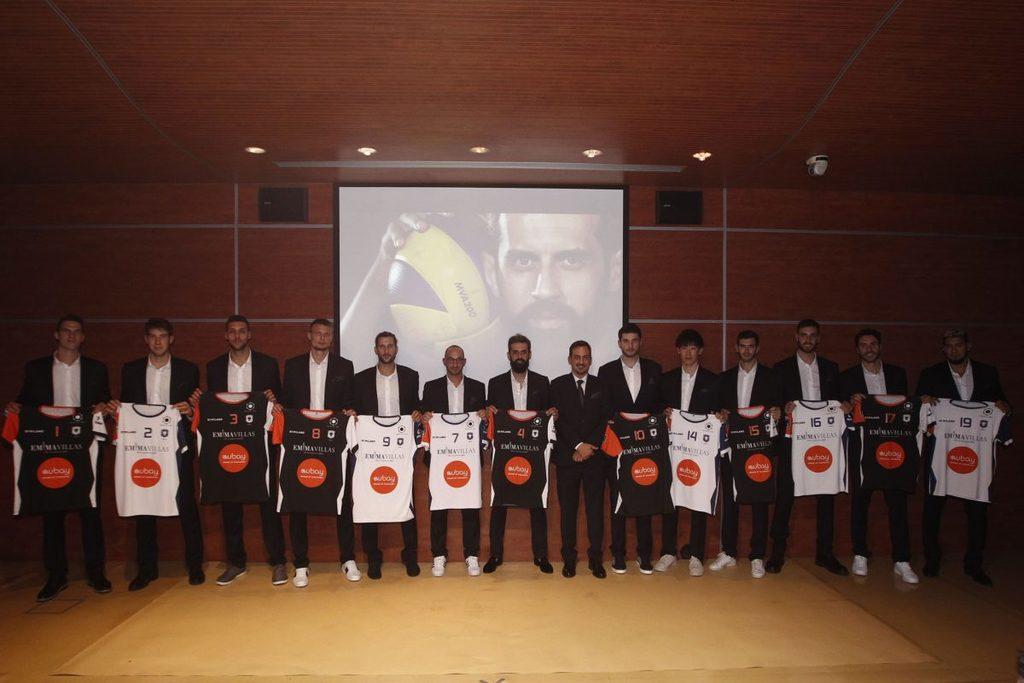 Emma Villas Volley, presentazione ufficiale per la squadra maschile di punta del movimento toscano