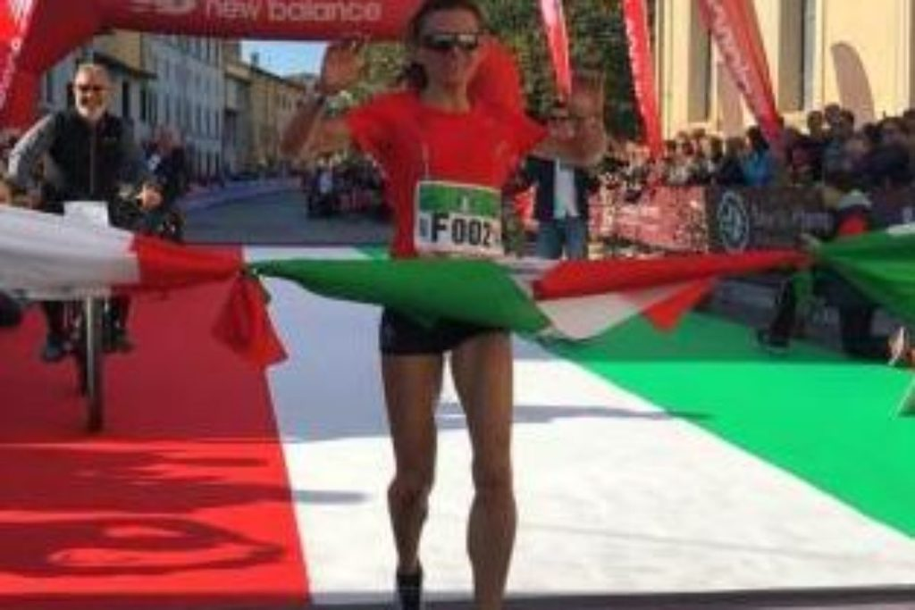 Ad Ahmed El Mazoury e Valeria Straneo i titoli italiani di mezza maratona