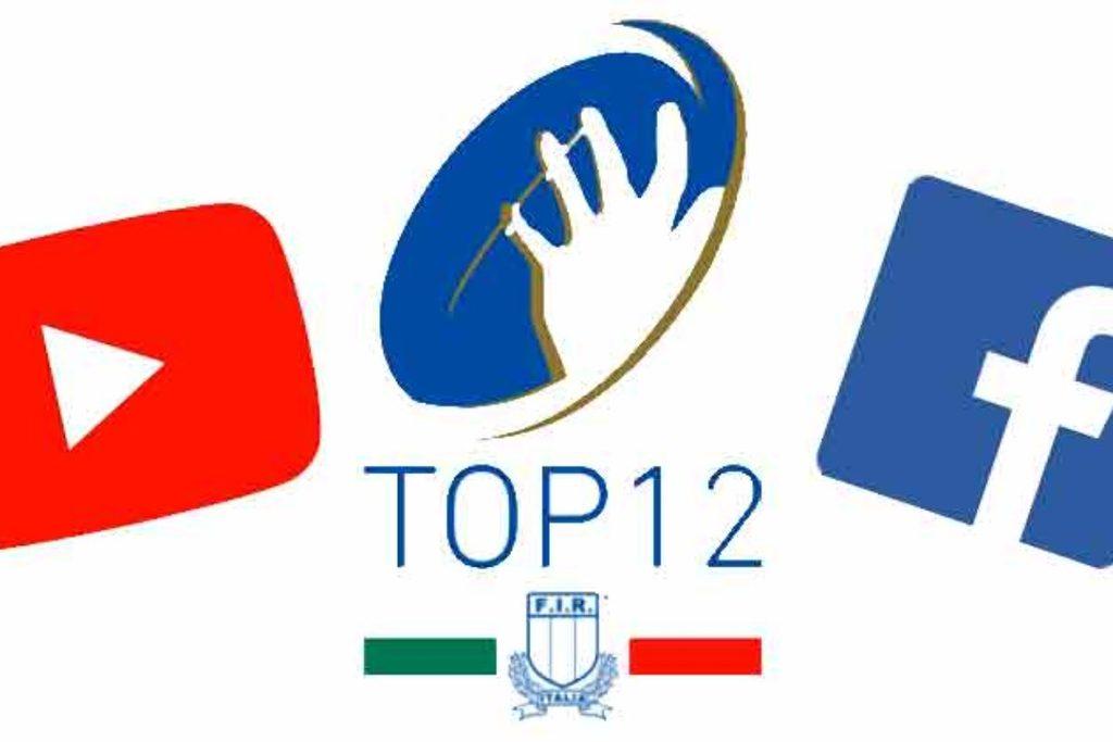 RUGBY- TOP12, LA PRESENTAZIONE DELLA V GIORNATA DI CAMPIONATO