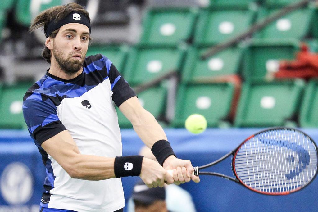 TENNIS – ATP Pechino: Basilashvili trionfa a sorpresa. A Tokyo è Medvedev show.  KO Berrettini