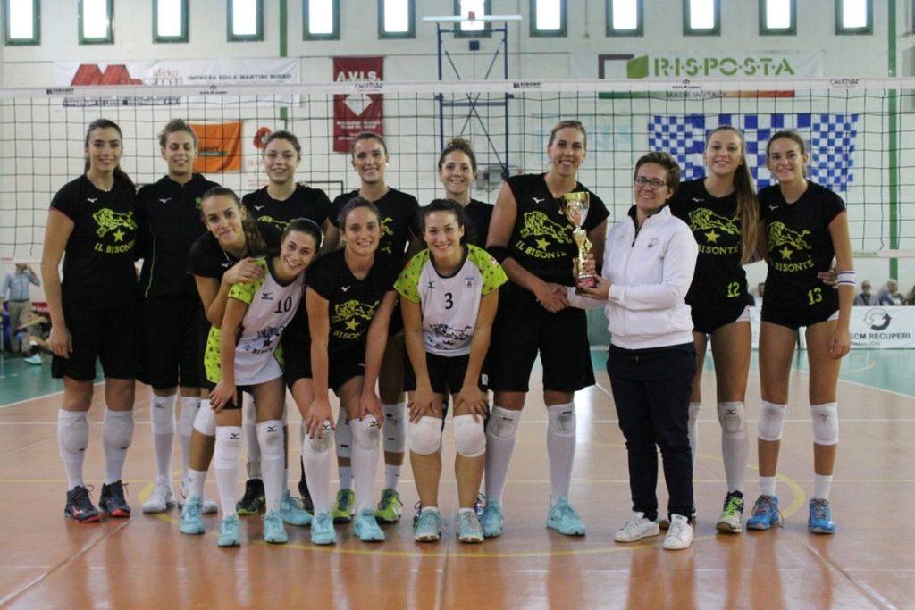 """Volley: Continua il """"momento no"""" del pre-campionato del Bisonte …"""