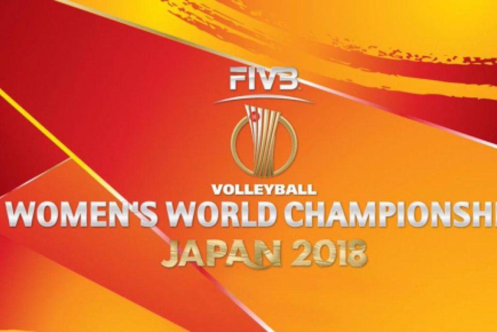 VOLLEY FEMMINILE- Mondiale in Giappone, Italia- Thailandia 3-0