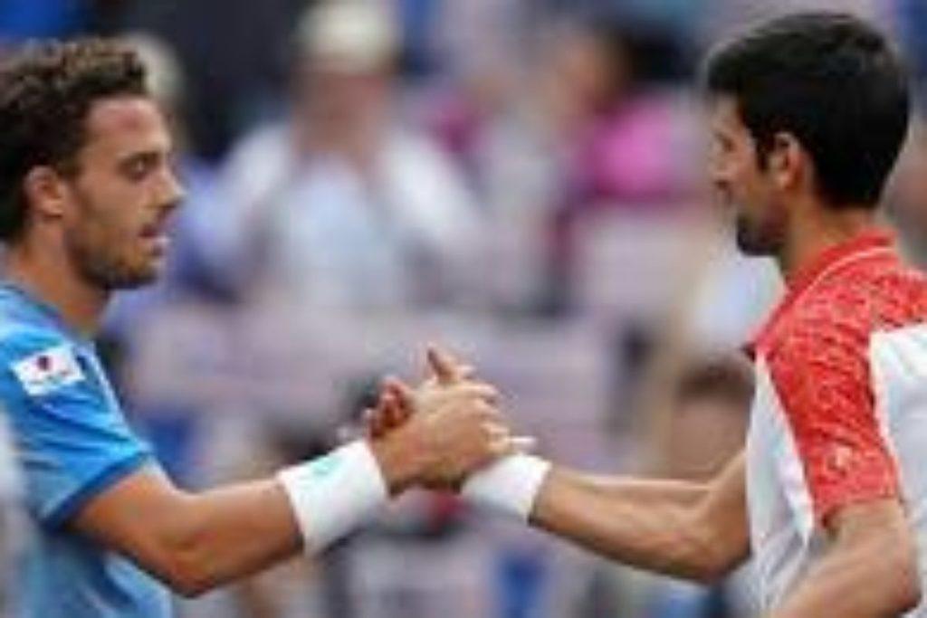 TENNIS- ATP Shanghai, Djokovic riscatta la sconfitta del Roland Garros ed elimina Cecchinato.