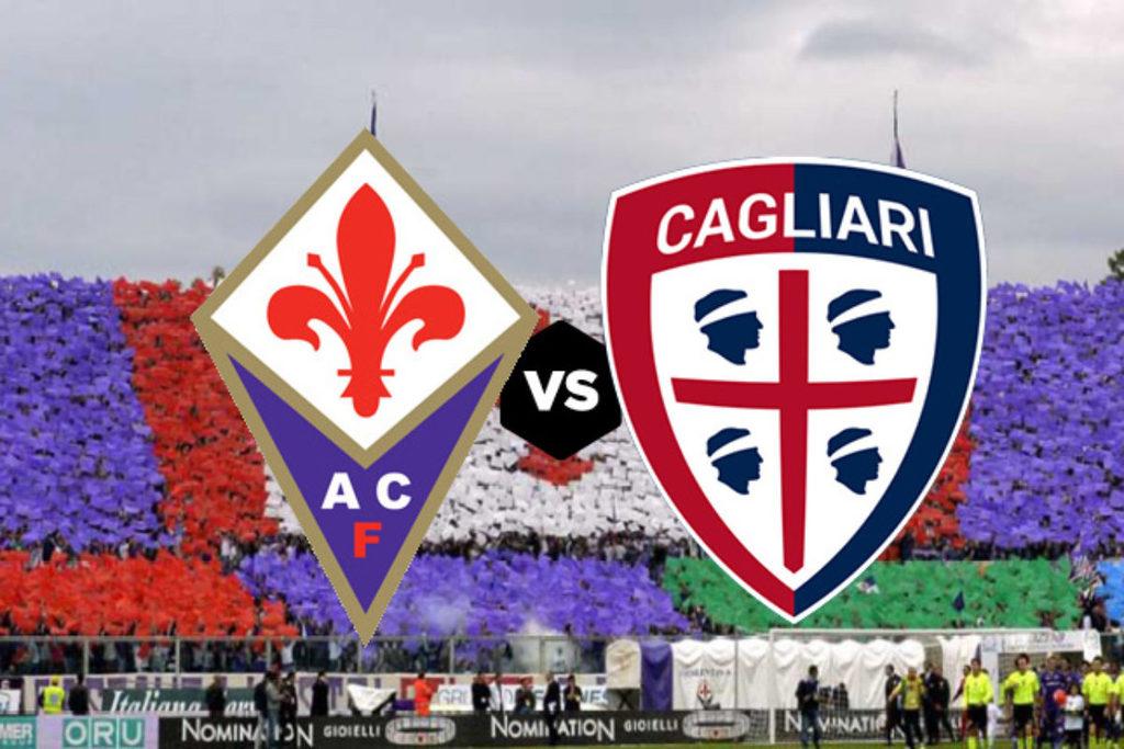 Fiorentina e Cagliari a confronto: tra i sardi solo 2 titolarissimi e 3 marcatori