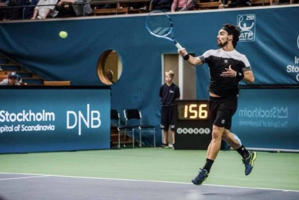 TENNIS- ATP Stoccolma, Fognini conquista la semifinale. Fabbiano si aggiudica il derby azzurro in Cina