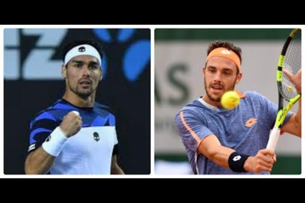 TENNIS- Dopo 40anni due tennisti italiani nella top 20.