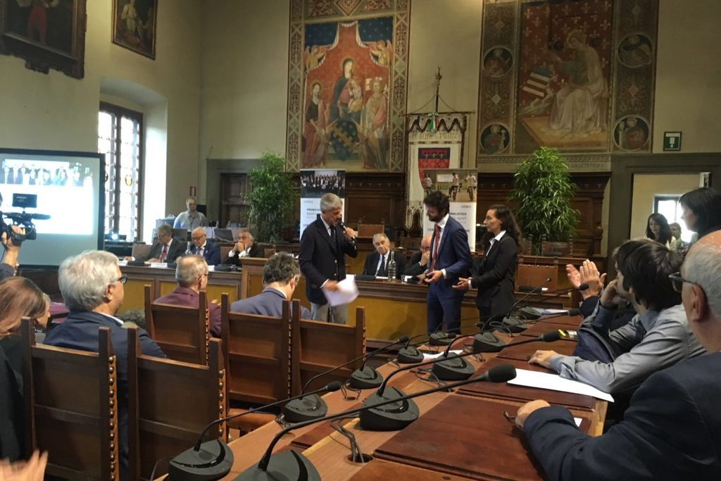 Consegnati a Prato i premi Estra per le buone notizie nello sport. Le nostre interviste