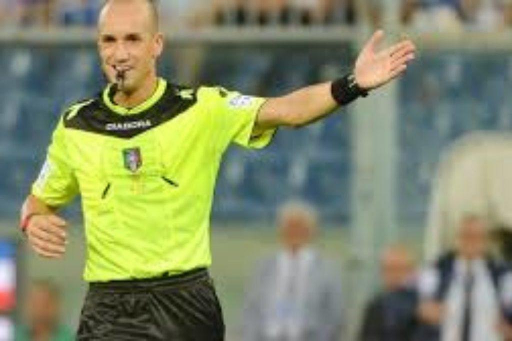 CALCIO- SERIE A, Torino- Fiorentina arbitrera'  Michael Fabbri
