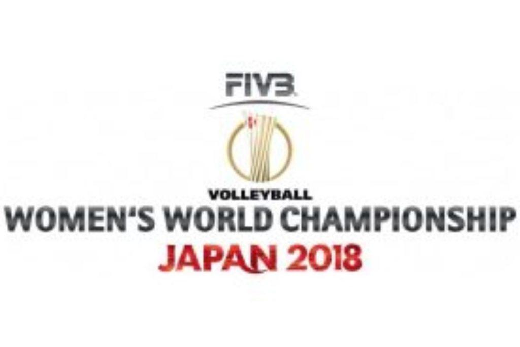 VOLLEY – MONDIALE 2018 FEMMINILE – ITALIA-U.S.A. 3-1  (25-16, 25-23, 20-25, 25-16)