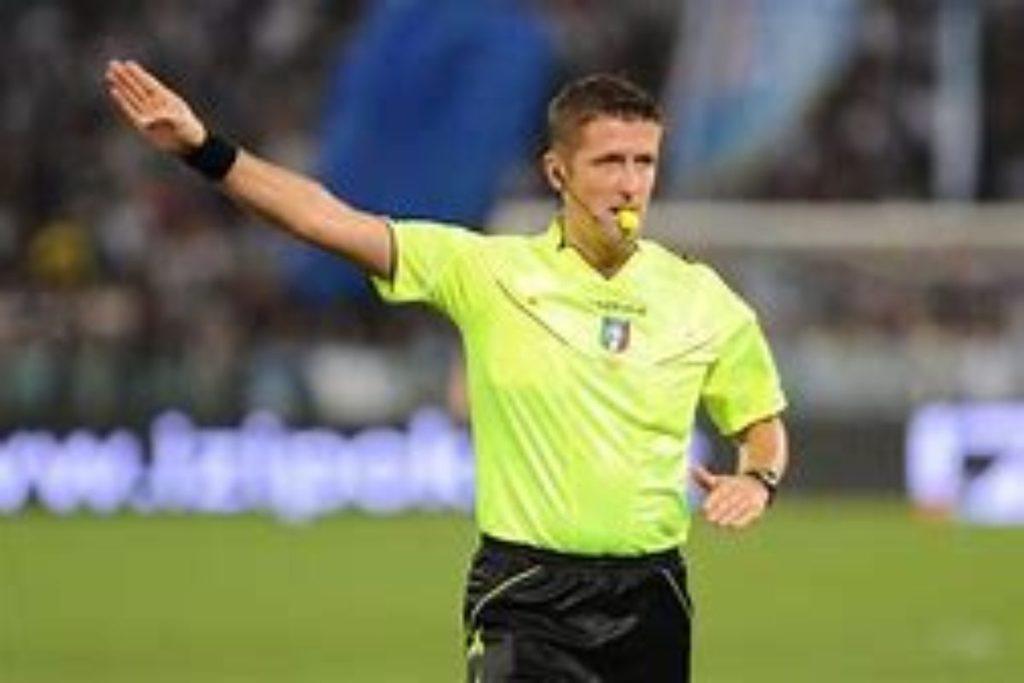 CALCIO – SERIE A. Le designazioni arbitrali della 8a giornata del campionato di Serie A