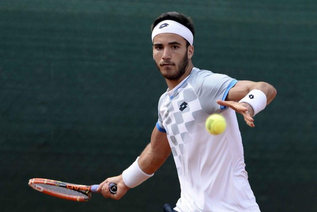 TENNIS- Challenger Cordenons: Bella vittoria per Pellegrino, avanti Forti. A Portoroz Ocleppo vince in rimonta