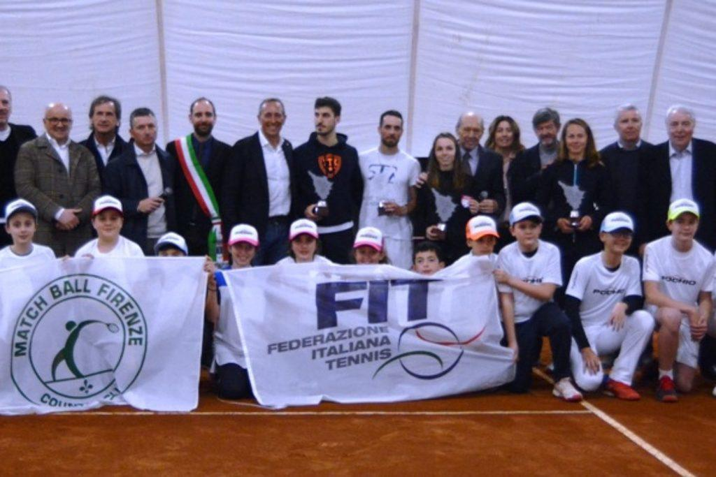 Tennis: Jessica Pieri e Niccolò Turchetti trionfano al Match ball
