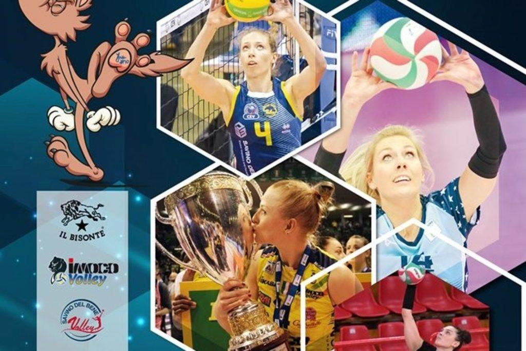 VOLLEY FEMMINILE, Torneo di Gubbio, solo al tie break la Savino si arrende all'Imoco
