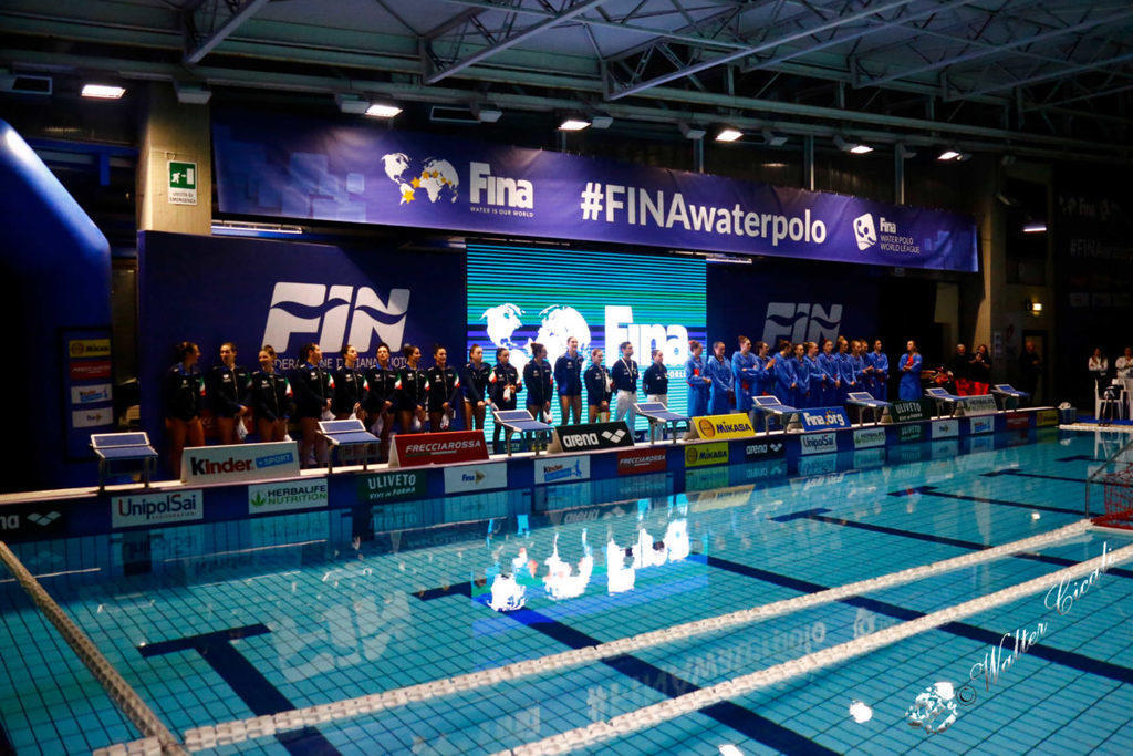 PALLANUOTO – WORLD LEAGUE Italia-Olanda 14-16 dtr (12-12 regolamentari). Le foto dell'incontro