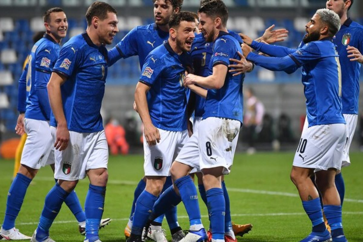 Calcio: Nations League: L'Italia batte 2-0 la Polonia e va in testa