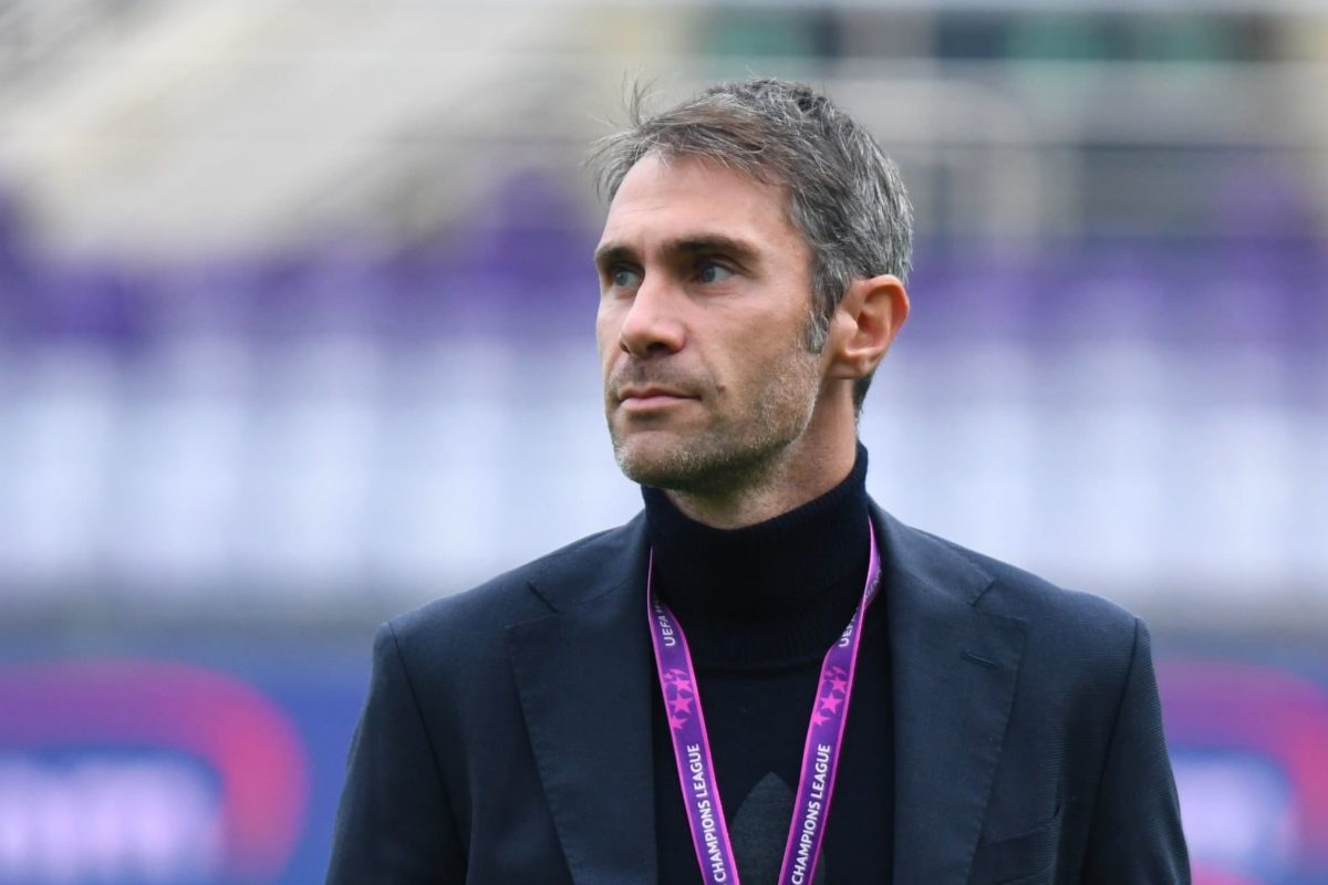 """Mister Cincotta alla vigilia del match col Napoli: """"Vincere per brindare al nuovo centro sportivo"""""""