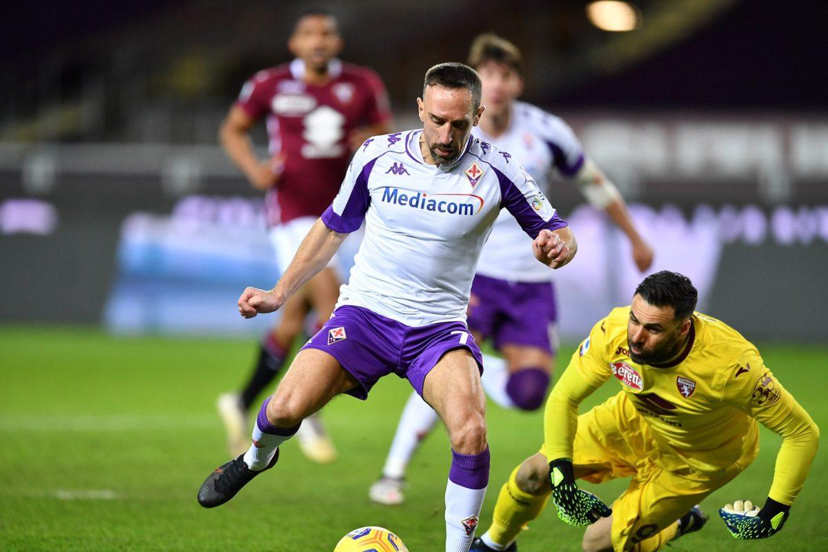 Le foto di Torino-Fiorentina