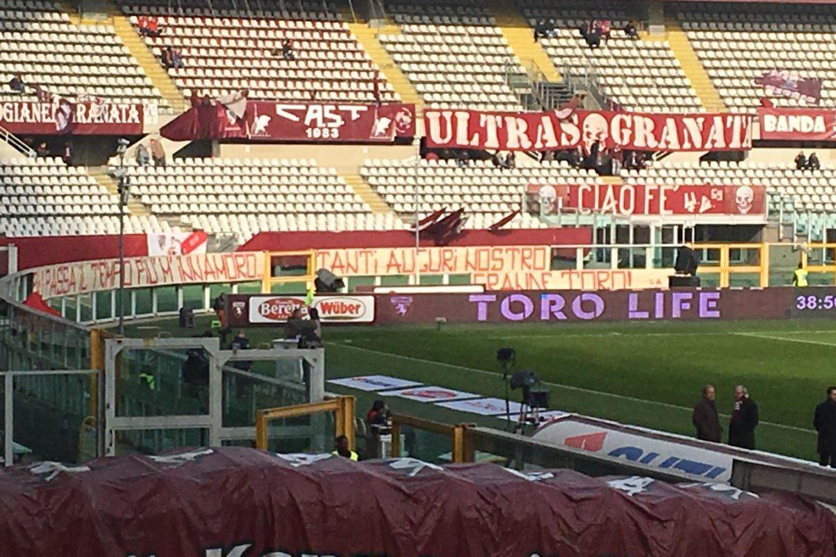 Calcio: inizia il girone di ritorno: 20.45 Torino Fiorentina