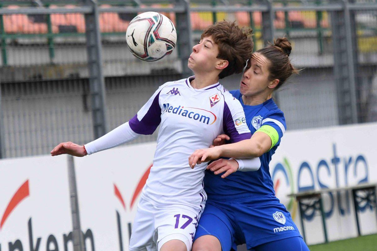 Quarti Coppa Italia: la Fiorentina femminile perde 2-0 in trasferta contro l'Inter. Il ritorno tra due settimane