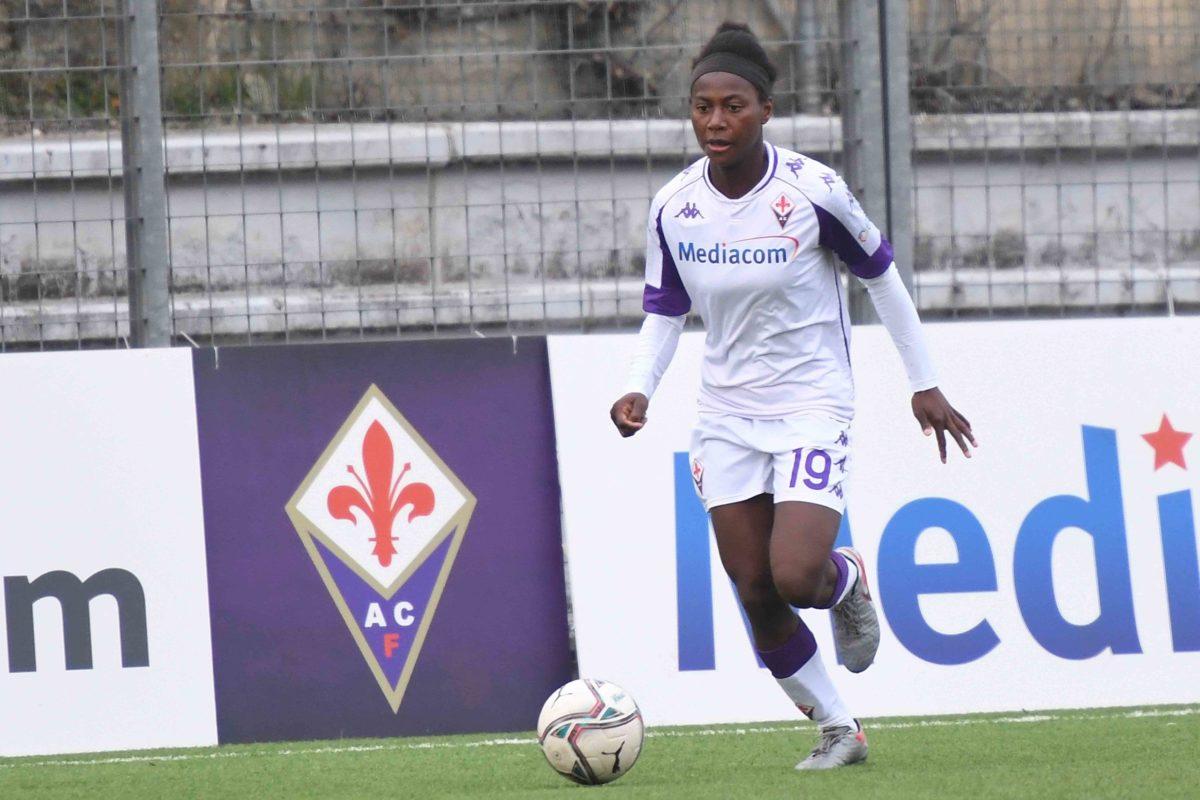 Adesso è ufficiale: Abi Kim non è più una calciatrice della Fiorentina