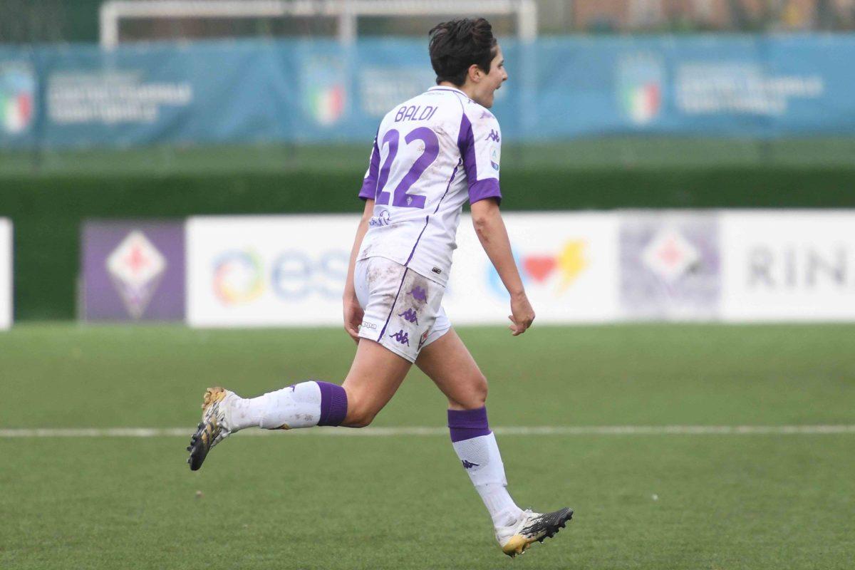"""Sara Baldi: """"Ho visto la porta, ho calciato ed è andata bene. L'Inter? Dobbiamo vincere per scalare la classifica"""""""