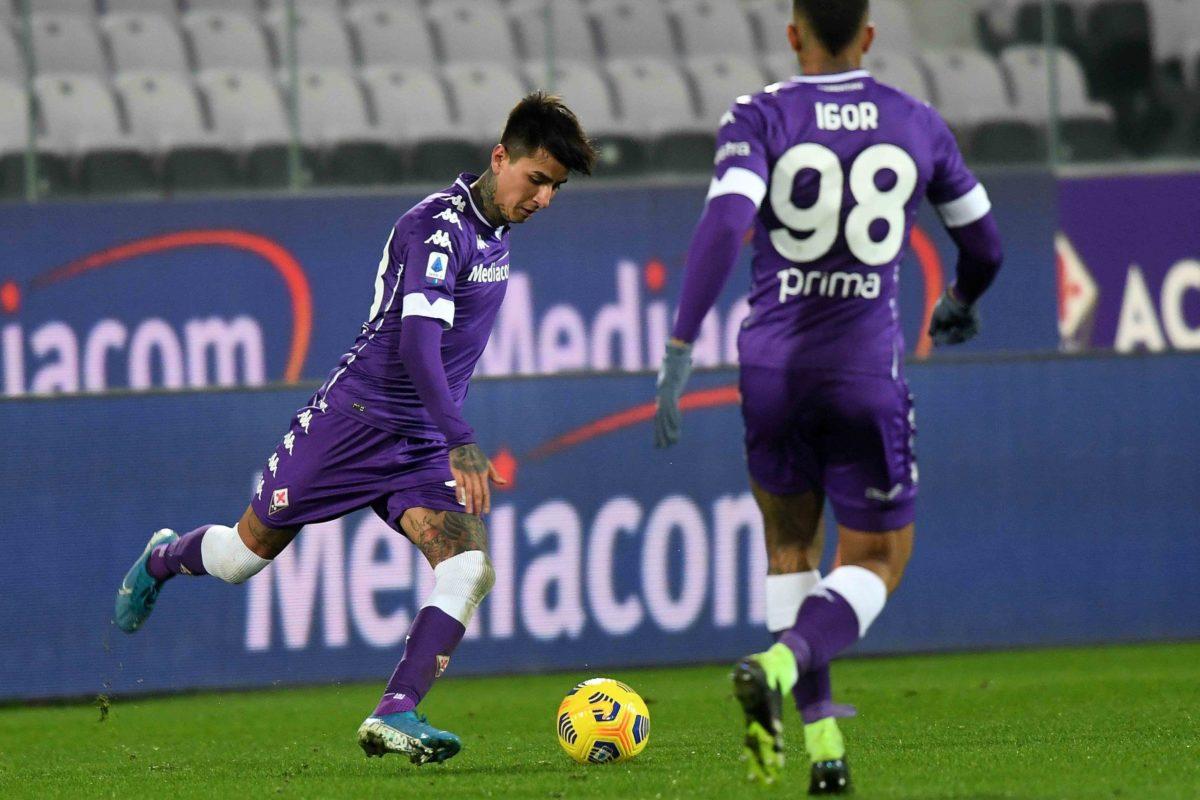 Pulgar è rimasto alla Fiorentina. Contro l'Inter chance dal 1′ al posto dello squalificato Castrovilli?